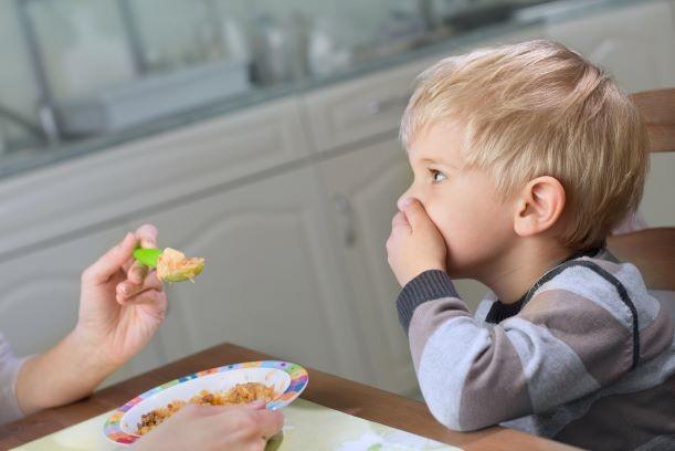 barn mærker mæthed
